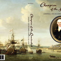 Champion of the Quarterdeck - book jacket